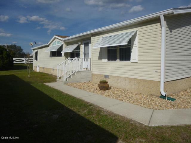 9575 SE 165th Lane, Summerfield, FL 34491 (MLS #552417) :: Bosshardt Realty