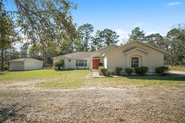 6420 SW 134 Terrace Road, Ocala, FL 34481 (MLS #552467) :: Bosshardt Realty