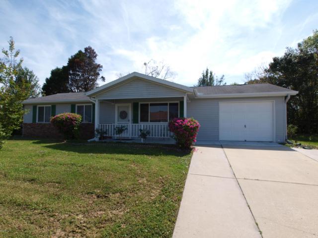 8400 SW 109 Place, Ocala, FL 34481 (MLS #552508) :: Realty Executives Mid Florida