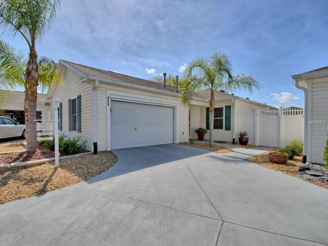 8944 SE 168th Tailfer Street, The Villages, FL 32162 (MLS #552571) :: Realty Executives Mid Florida