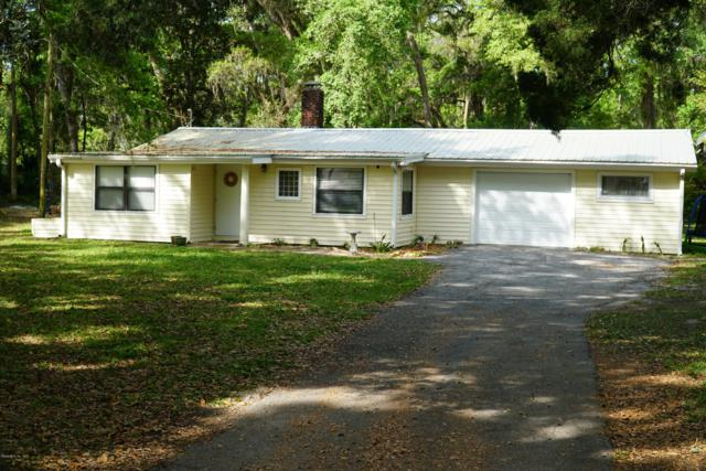 468 S Little John Avenue, Inverness, FL 34450 (MLS #552663) :: Bosshardt Realty