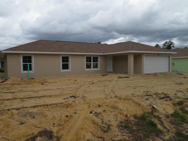 2890 SW 162nd Lane, Ocala, FL 34473 (MLS #552668) :: Thomas Group Realty