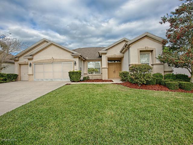 9833 SE 125th Lane, Summerfield, FL 34491 (MLS #552694) :: Realty Executives Mid Florida