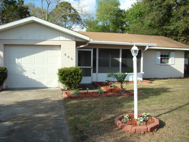 446 Spring Lane, Ocala, FL 34472 (MLS #552841) :: Realty Executives Mid Florida