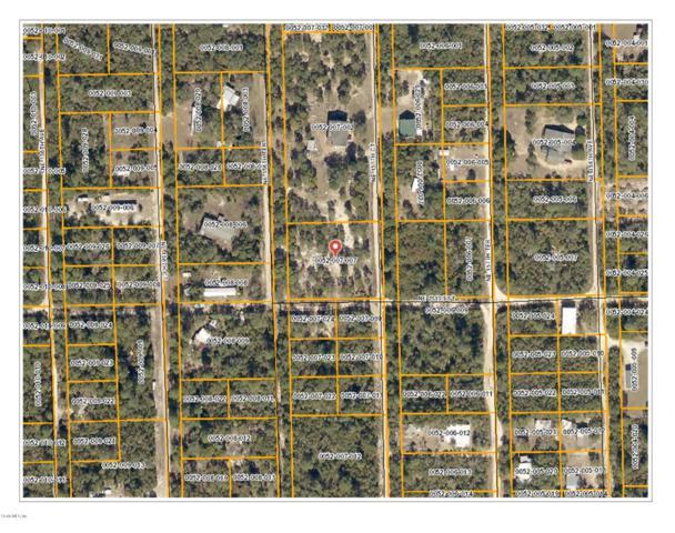 00 NE 157th Court, Fort Mccoy, FL 32134 (MLS #552847) :: Thomas Group Realty