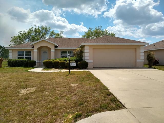 8707 SW 60th Circle, Ocala, FL 34476 (MLS #552858) :: Realty Executives Mid Florida