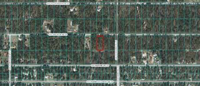0 SW Anchor Blvd, Dunnellon, FL 34431 (MLS #552869) :: Bosshardt Realty