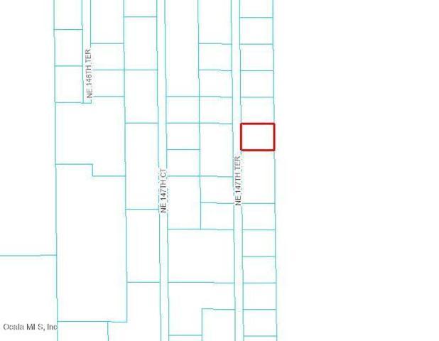 TBD NE 147 Terrace, Silver Springs, FL 34488 (MLS #552887) :: Bosshardt Realty
