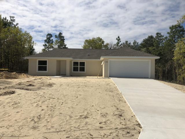 8380 SW 138th Place, Ocala, FL 34473 (MLS #552935) :: Realty Executives Mid Florida