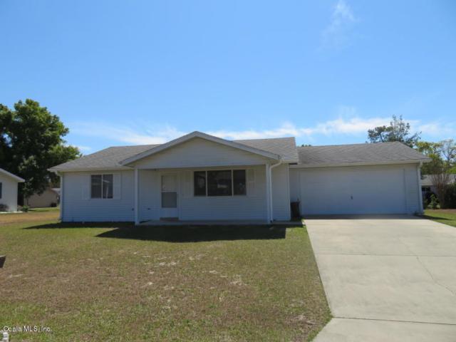 8522 SW 108th Lane, Ocala, FL 34481 (MLS #552974) :: Realty Executives Mid Florida