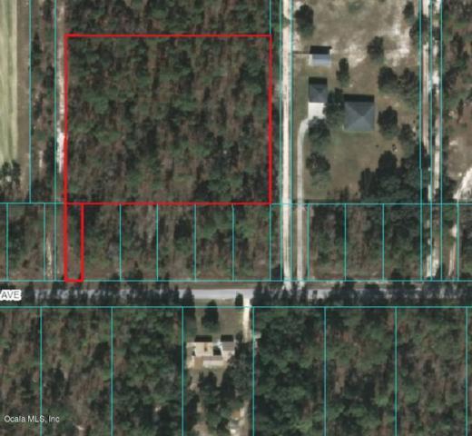 0 NW Falcon Avenue, Dunnellon, FL 34431 (MLS #552975) :: Bosshardt Realty