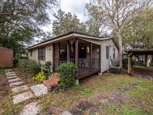 24961 NE 135th Street, Salt Springs, FL 32134 (MLS #553048) :: Bosshardt Realty