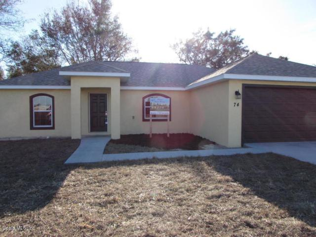 74 Dogwood Drive Pass, Ocala, FL 34472 (MLS #553138) :: Pepine Realty