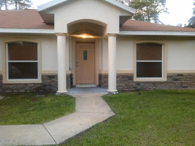 2121 SW 166 Lane, Ocala, FL 34473 (MLS #553143) :: Pepine Realty