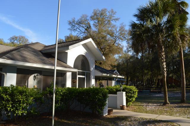 9555 SW 72 Court, Ocala, FL 34476 (MLS #553154) :: Pepine Realty