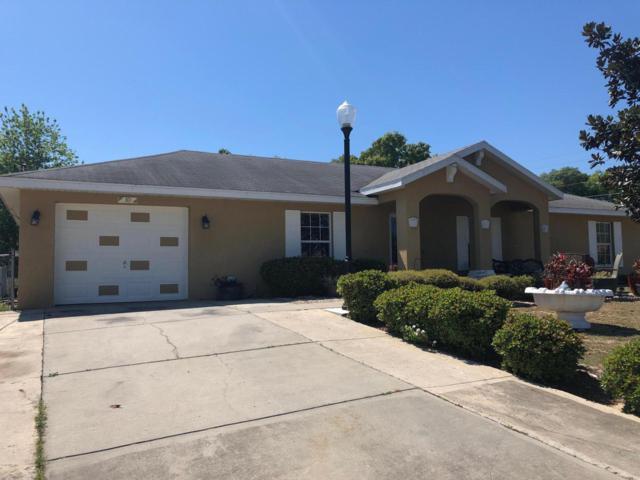 10 Almond Course, Ocala, FL 34472 (MLS #553269) :: Thomas Group Realty