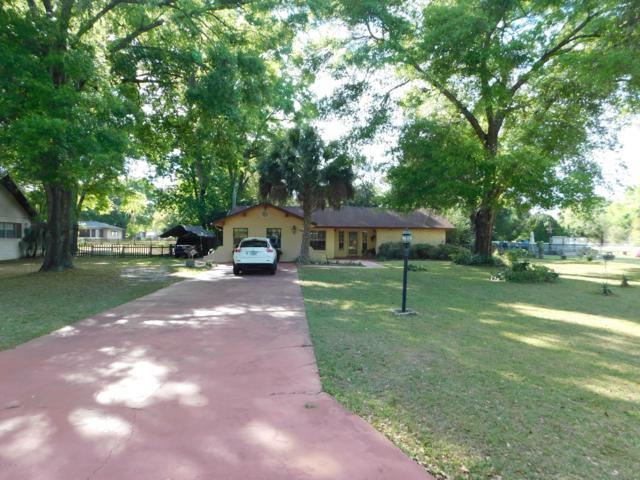 10028 SW 81st Terrace Road, Ocala, FL 34481 (MLS #553339) :: Thomas Group Realty