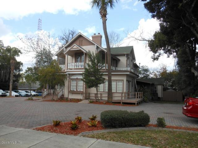 507 E Ft. King Street, Ocala, FL 34471 (MLS #553408) :: Thomas Group Realty