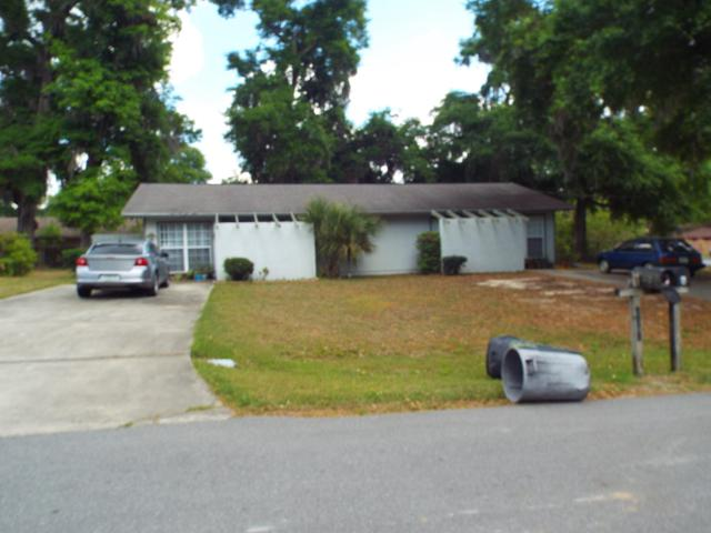 4191 SE 19 Court, Ocala, FL 34480 (MLS #553414) :: Thomas Group Realty