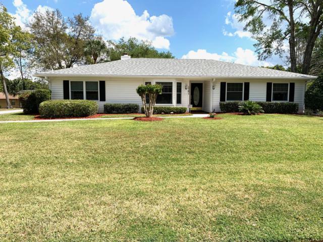 1761 SE 56th Court, Ocala, FL 34480 (MLS #553439) :: Pepine Realty