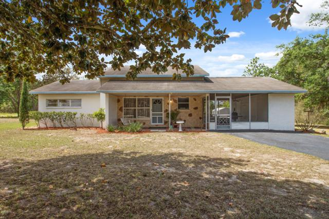 12158 SE 100th Avenue, Belleview, FL 34420 (MLS #553597) :: Thomas Group Realty