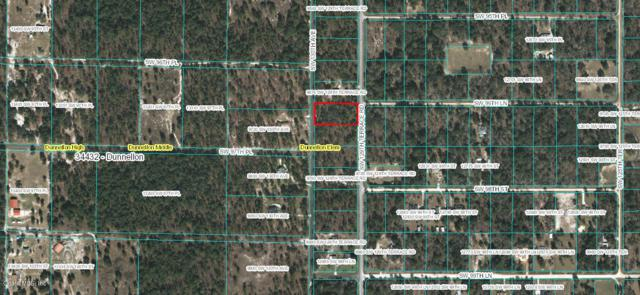 Lot 5 SW 130th Avenue, Dunnellon, FL 34432 (MLS #553746) :: Realty Executives Mid Florida