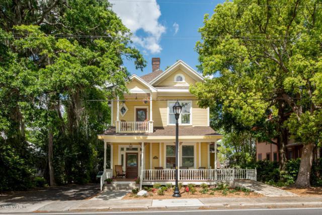 613 E Fort King Street, Ocala, FL 34471 (MLS #553786) :: Realty Executives Mid Florida