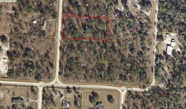 TBD SE 133rd Terrace, Morriston, FL 32668 (MLS #553805) :: Thomas Group Realty