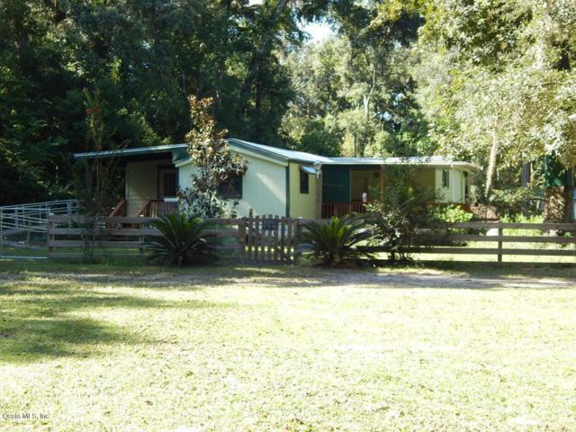 2217 349 Hwy, Old Town, FL 32680 (MLS #554213) :: Bosshardt Realty