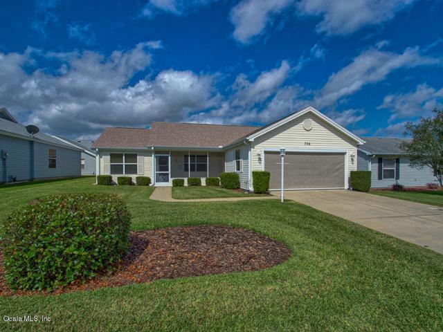736 Palma Drive, The Villages, FL 32159 (MLS #554396) :: Bosshardt Realty