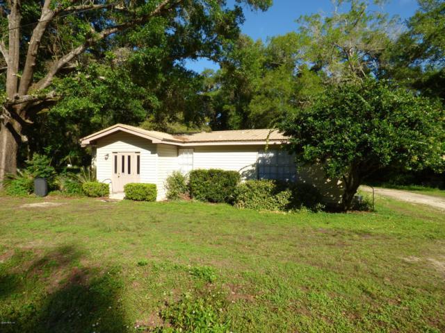 635 E Thrasher Drive, Bronson, FL 32621 (MLS #554470) :: Bosshardt Realty