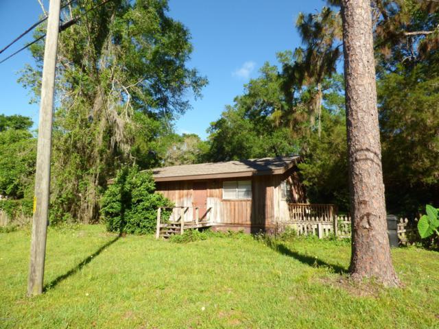 625 E Thrasher Drive, Bronson, FL 32621 (MLS #554480) :: Bosshardt Realty