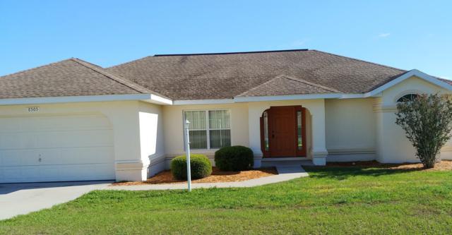 8505 SW 136 Loop, Ocala, FL 34473 (MLS #554497) :: Bosshardt Realty