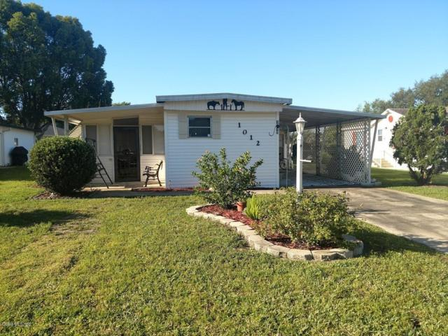 1012 Vermont Avenue, Lady Lake, FL 32159 (MLS #554574) :: Realty Executives Mid Florida