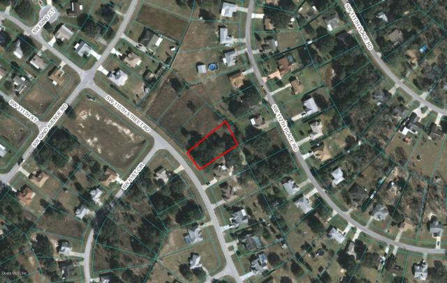 0 SW 115th Street, Ocala, FL 34476 (MLS #554576) :: Realty Executives Mid Florida