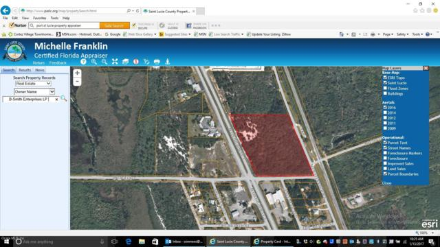6494 Us-1, FORT PIERCE, FL 34946 (MLS #554604) :: Thomas Group Realty