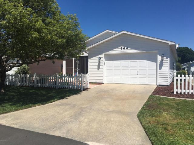 264 Montoya Drive, The Villages, FL 32159 (MLS #554741) :: Realty Executives Mid Florida