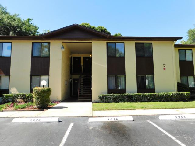 505 Fairways Ln Lane B, Ocala, FL 34472 (MLS #554781) :: Bosshardt Realty
