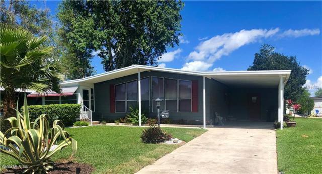 727 Sharon Drive, The Villages, FL 32159 (MLS #554900) :: Realty Executives Mid Florida