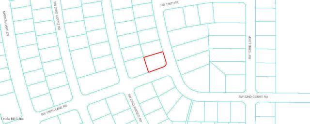 0 SW 156th Lane Road, Ocala, FL 34473 (MLS #554937) :: Realty Executives Mid Florida