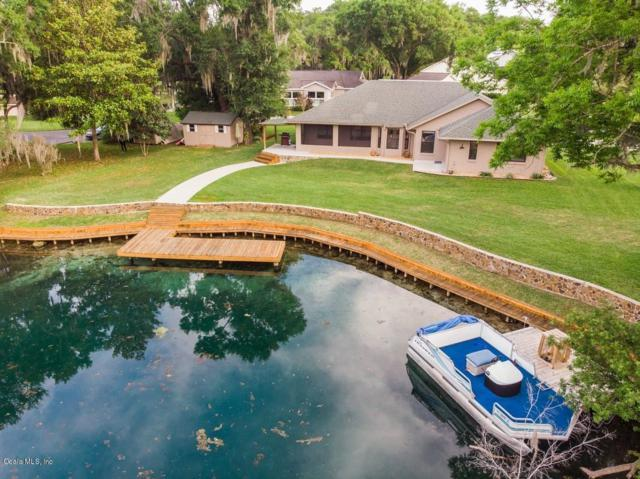 11635 E Blue Cove Drive, Dunnellon, FL 34432 (MLS #554961) :: Realty Executives Mid Florida