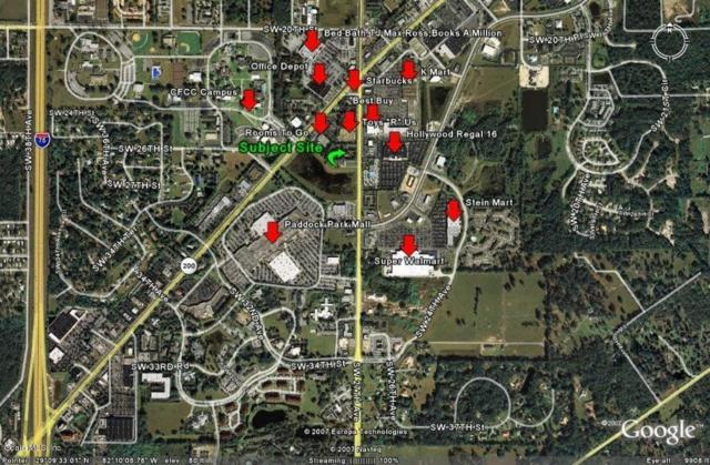 2516 SW 27th Avenue, Ocala, FL 34472 (MLS #554987) :: Realty Executives Mid Florida