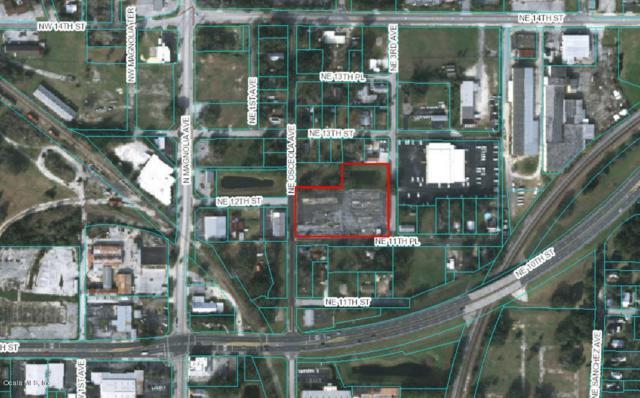 1160 NE 3rd Avenue, Ocala, FL 34470 (MLS #555000) :: Realty Executives Mid Florida