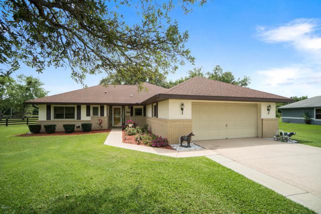 8225 SW 53rd Court, Ocala, FL 34476 (MLS #555208) :: Pepine Realty