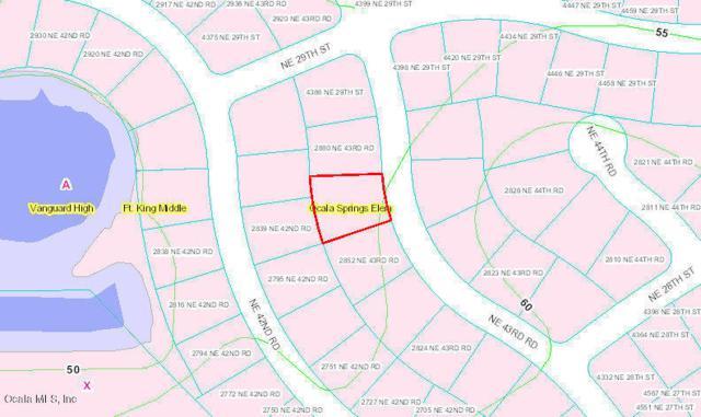 TBD NE 43 Rd Road, Ocala, FL 34470 (MLS #555271) :: Pepine Realty