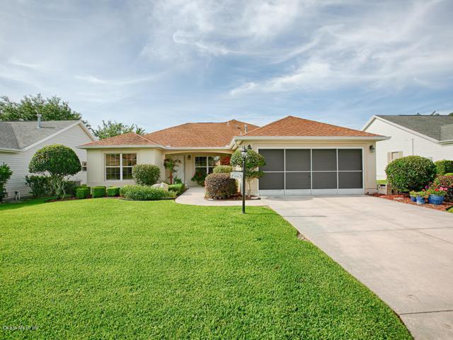 9310 SE 171st Le Flore Lane, The Villages, FL 32162 (MLS #555294) :: Pepine Realty