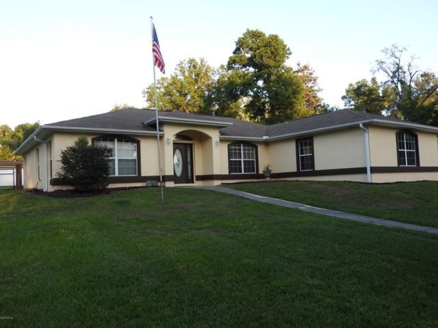 13829 Se 53rd Ave, Summerfield, FL 34491 (MLS #555460) :: Pepine Realty