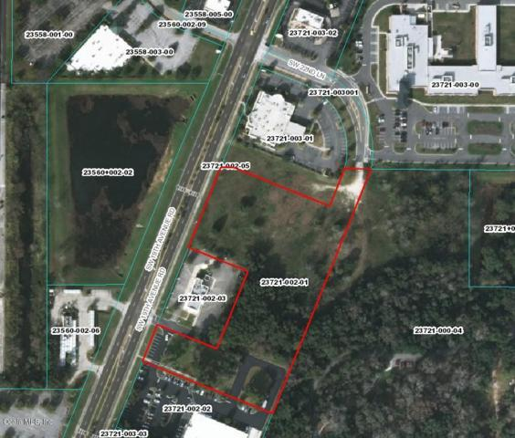 TBD SW 19th Avenue Road, Ocala, FL 34471 (MLS #555582) :: Bosshardt Realty