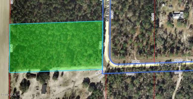 tbd NE 91st Court, Archer, FL 32618 (MLS #555609) :: Bosshardt Realty