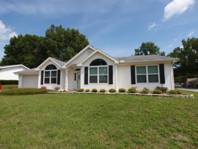 8174 SW 117 Loop, Ocala, FL 34481 (MLS #555636) :: Pepine Realty